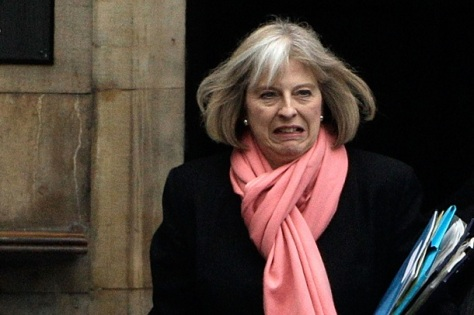 Home Secretary Theresa May Recalled To Parliament To Answer Questions About The Deportation Of Abu Qatada