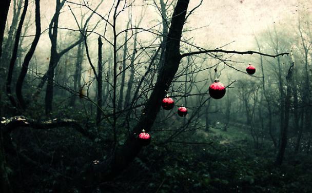 Christmas Living On A Slippery Slope